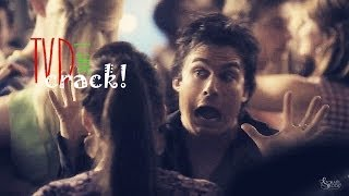 Gambar cover The Vampire Diaries | Crack #1 (HUMOR!)