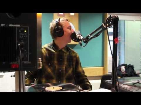 Gilles Peterson at BBC Radio 6 Music