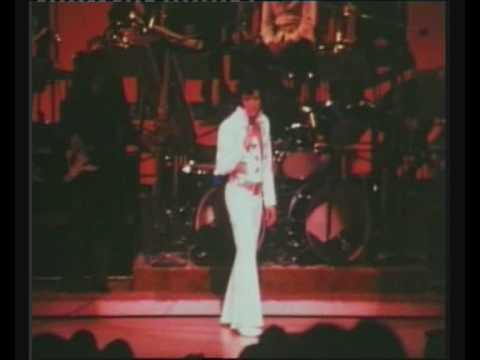 TV-Bericht Elvis/Las Vegas ´72