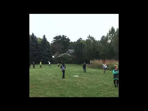Kite Flying - Michaelmas Celebration - Da Vinci Waldorf School