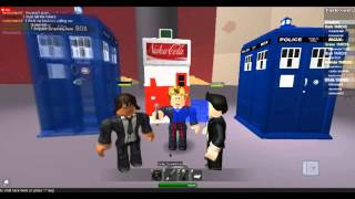[LBC] Doctor Who ROBLOX Special Episode: The Three Doctors