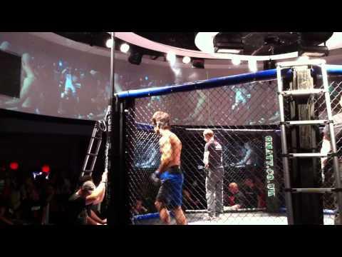 FightUK4 - Vaughan Lee VS Ian Cox