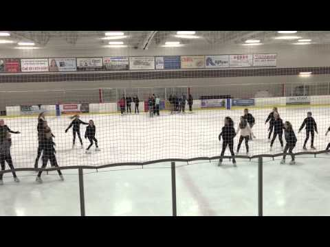 Icettes high school musical production number