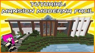 Tutorial Mansion Moderna Facil (PT2)