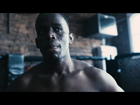 The blind MMA fighter: Ronald Dlamini's story