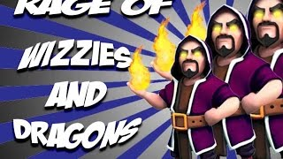 Clash of Clans | Base of Heart and Wizzies Attack