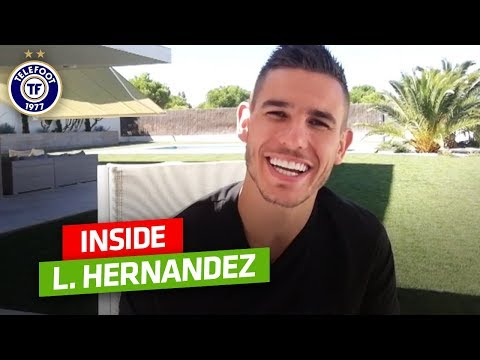 Lucas Hernandez : Je ne vais pas marrêter là