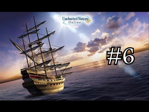 Uncharted Waters Online gameplay pt 6 | Permission to Enter France