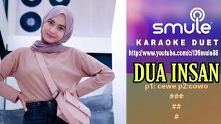 Download Lagu Dua Insan Karaoke Pop Bareng Dulifea || Duet Romantis mp3