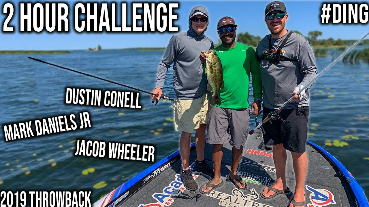 Crazy 2 Hour Fishing Challenge vs MDJ and DC! (Lost Footage)