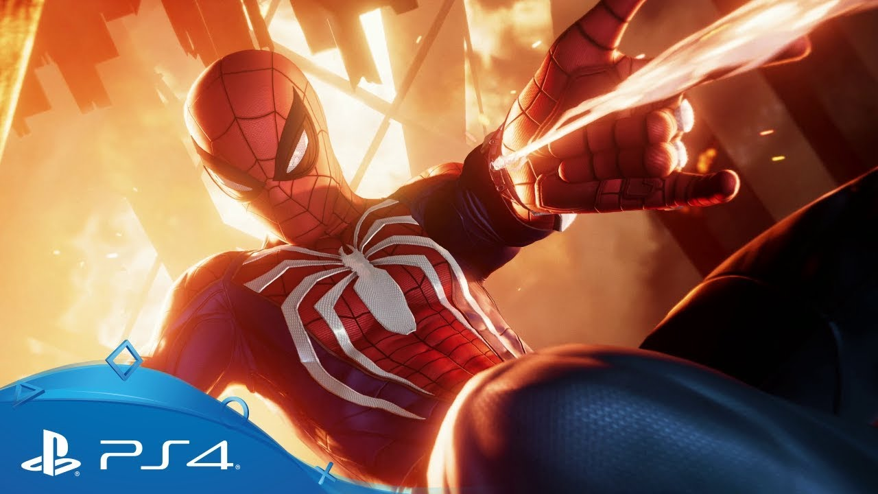 Marvel's Spider-Man review – does whatever a PS4 can | Metro