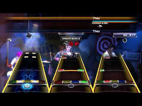 Rock Band - Uprising - Muse (Custom Song)