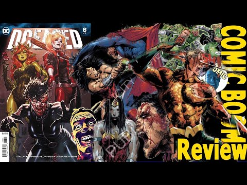 Deceased #6: One Earth lost, another found as more heroes die and a cure remains elusive!