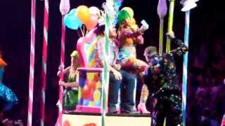 Katy Perry - Birthday ( Prismatic Tour) Washington DC - 06/25/14