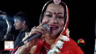 || MAJISHA KATHE SUTA SUKHA BHAR NIND | ASHA VAISHNAV | JOGIDAS DHAM LIVE 2016 ||