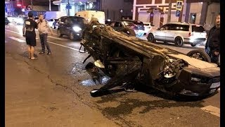Russian Car Crash. Selection accidents for June 2019 #229
