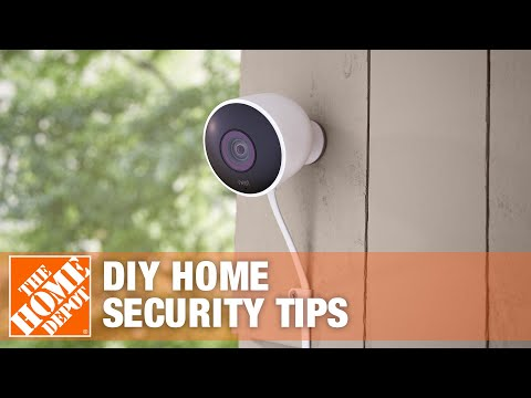 Home Security Tips And DIY Ideas | The Home Depot