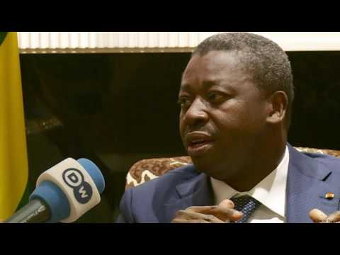 Faure Gnassingbé parle de la limitation des mandats présidentiels