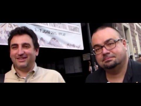 """Interview über Piratenfilme und die """"Cinecittá"""" am Gardasee (in Italiano)"""