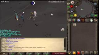 Runescape 2007 Splashing Guide [POST NERF] Full AFK