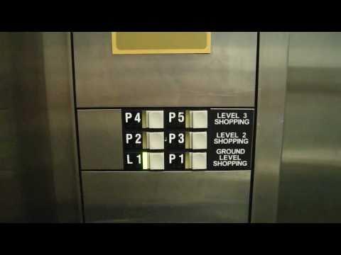Disgusting Montgomery vector Hydraulic elevator @ Fashion Centre Mall Arlington, VA