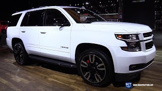 2018 Chevrolet Tahoe Premier - Exterior and  Interior Walkaround - 2018 Chicago Auto Show