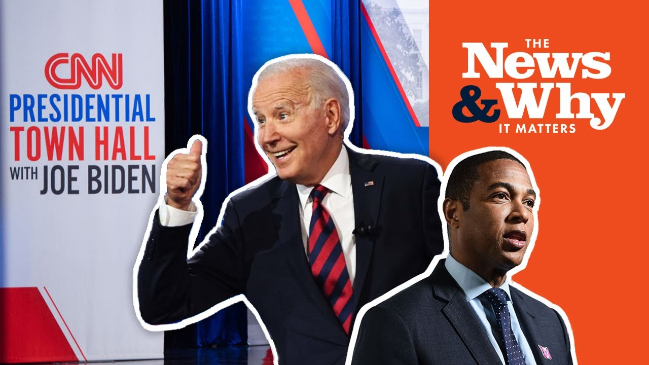 MUMBLINGS & LIES: Biden's CNN Town Hall Was EPIC DISASTER | The News & Why It Matters | Ep 826