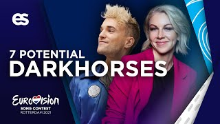 Eurovision 2021: 7 Possible Dark Horses (With Comments)