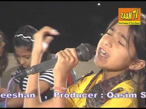 Bheegi Bheegi Si Hai Raatein - Indian Filmi Love Song by Childstar Madiha Live Eid SHOW 2015