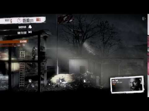 [This War Of Mine VN] How To Steal The Trader's Locker At Military Outpost