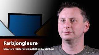 nachgehakt: Was bringen farbkalibrierbare Monitore?