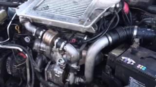 Nissan X-Trail 2.2 DCi Engine Run Test