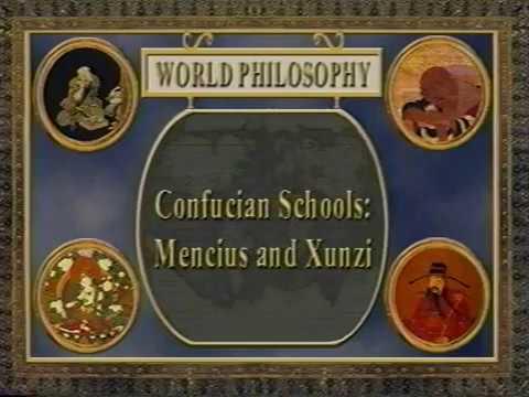 L20   Confucian Schools  Mencius and Xunzi