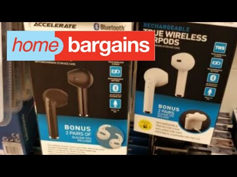 Accelerate Ture Wireless Earpods New In Home Bargains