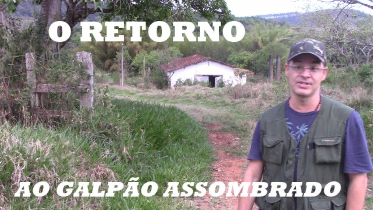 O RETORNO AO GALPÃO ASSOMBRADO