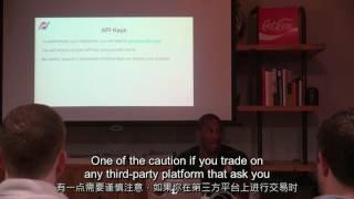 Bitcoin Algo Trading and Market Making Seminar 22 Mar 2017