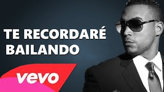 Te recordare Bailando ( AUDIO  ): DON OMAR  ( Reggaeton 2015 )