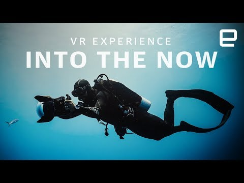 Into the Now VR experience at Tribeca 2018