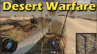 Armored Warfare - M60a3 Desert Warfare