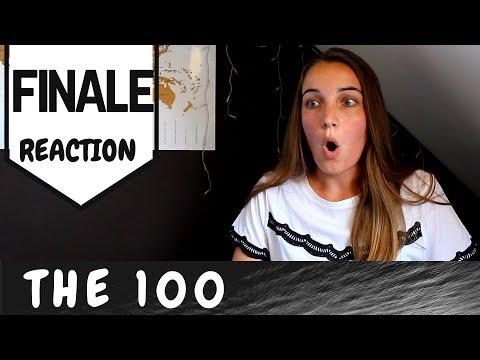 REACTION The 100 4x13 FINALE - Praimfaya