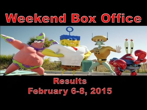 weekend box office results february 6 8 2015 youtube. Black Bedroom Furniture Sets. Home Design Ideas