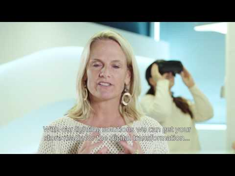 Philips Lighting Virtual Reality Fashion experience