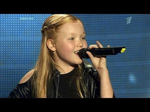 Elena Kovtun - I Will return (Ukraine Got talent - 2010)