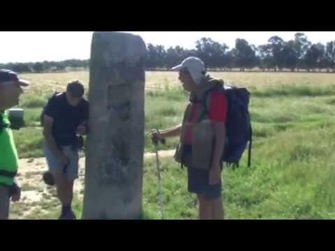 Camino de Santiago, Vía de la Plata 2014 - 1ª Parte: Sevilla - Salamanca