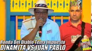 Ronda Del Diablo Tema Impuesto  Festival Orquidea De Oro 2017 Plaza Mayor