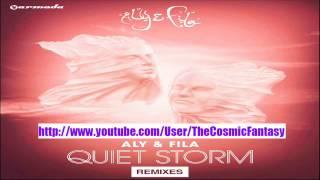 Aly & Fila Ft. Tricia Mcteague - Speed Of Sound (Matt Bukovski Remix)
