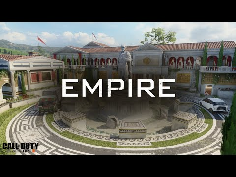 Call Of Duty®: Black Ops III – Descent DLC Pack: Empire Preview