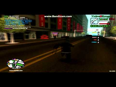 [SAMP] VG and HOMIES KILLIN' by Busta [HD]