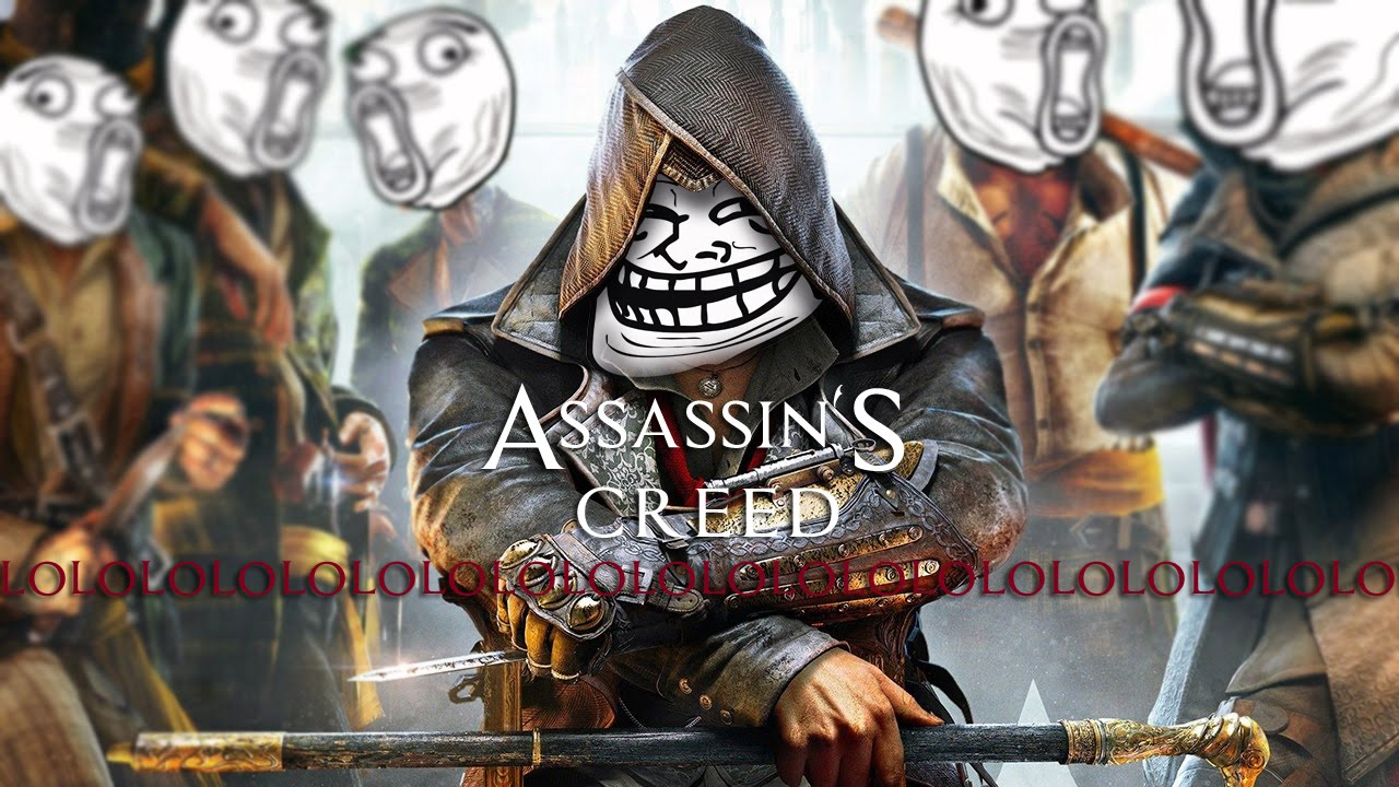 Trailer Memes Assassin S Creed Syndicate Youtube