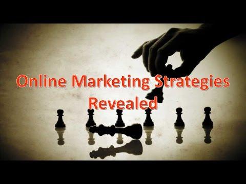 Online Marketing Strategies Revealed